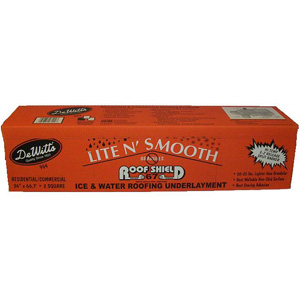 Lite N' Smooth Hi Temp Ice and Water (Fiberglass Reinforced)