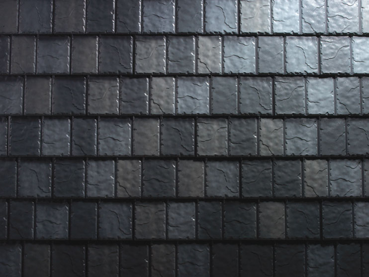 Edco Arrowline Permanent Metal Slate Mid Michigan Metal