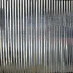 Corrugated Steel Panels