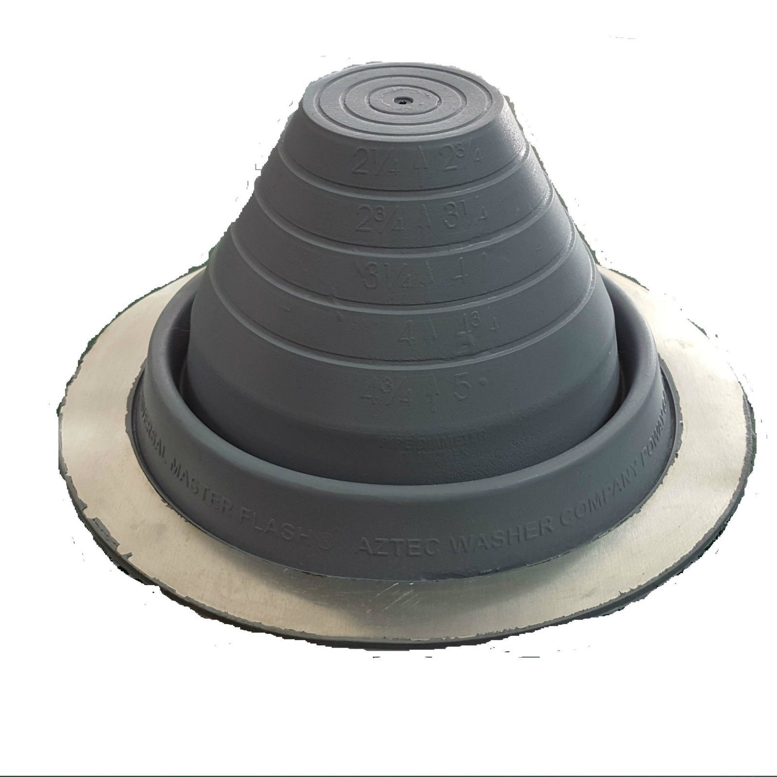 Colored Epdm Pipe Boot Flashings Mid Michigan Metal Sales